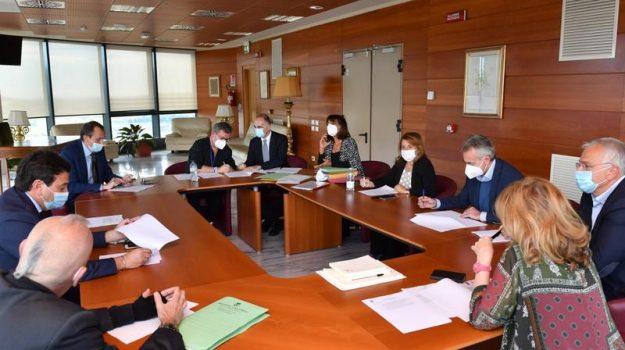 calabria, fondi, giunta, Domenica Catalfamo, Francesco Talarico, Nino Spirlì, Calabria, Politica