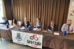 """Giro d'Italia, presentata la tappa """"rosa"""" di Villafranca Tirrena"""
