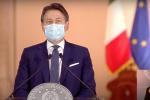 Nuovo Dpcm sul Coronavirus, la conferenza stampa del premier Giuseppe Conte