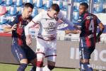 La Reggina deve arrendersi al Bologna, 2-0 e addio alla Coppa Italia
