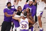 I Los Angeles Lakers campioni Nba dopo 10 anni, battuti i Miami Heat