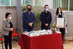 Lamezia, la Terza Commissione Consiliare dona 50 libri alla biblioteca dell'Istituto Sant'Eufemia