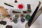 Crotone, droga ed un machete nascosti in casa: arrestato un 24enne