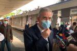 """Arrivano tre nuovi treni Pop in Sicilia, Falcone: """"Spinta al trasporto ferroviario"""""""