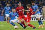 Europa League, ko del Napoli con l'Az Alkmaar (0-1): la Roma vince 2-1 con lo Young Boys