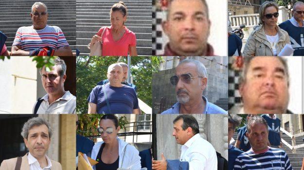 """Processo ai """"colletti bianchi"""" di Messina, verso la sentenza d'appello - Nomi e foto dei protagonisti"""