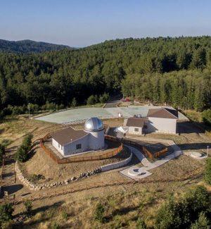 """Il Parco astronomico """"Luigi Lilio"""" di Savelli"""