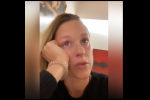 """Federica Pellegrini in lacrime su Instagram: """"Sono positiva al Covid, salterò la gara"""""""