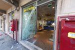 """Rapina con """"spaccata"""" alle Poste di Messina, indagini serrate sul blitz in via Catania"""