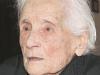 Lungro, la matriarca arbëreshe Rosina Cortese compie 104 anni