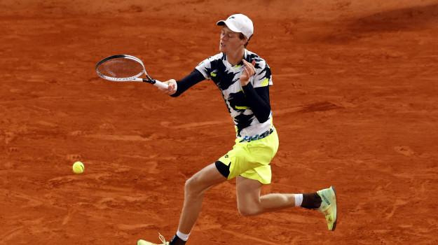 roland garros, tennis, Jannik Sinner, Rafael Nadal, Sicilia, Sport