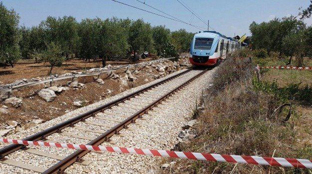 treno, Sicilia, Cronaca