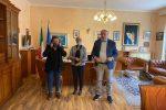 Crotone, il nuovo sindaco Voce in visita dal prefetto