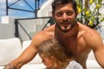 """""""Mia moglie Olga e io aspettiamo il secondo figlio"""", l'annuncio di Aldo Montano"""