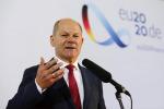 Il ministro delle Finanze tedesco, Olaf Scholz, che guida i negoziati tra le istituzioni Ue come presidente di turno dell'Ue