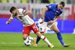 Nations League, l'Italia crea ma non segna e con la Polonia finisce 0-0