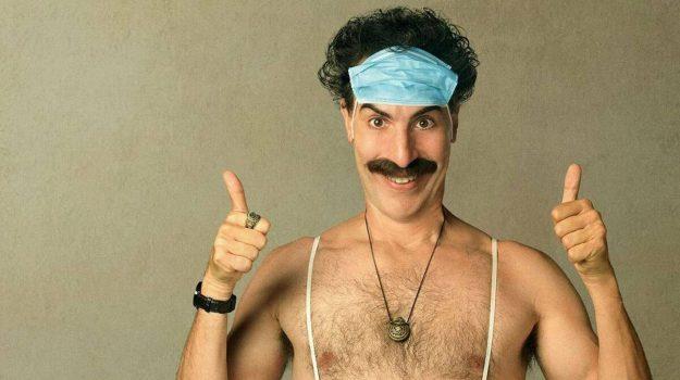 Borat 2, ovvero una grande risata seppellirà Trump