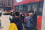 Viaggio nel trasporto pubblico a Catanzaro, cosa accade nei bus della città