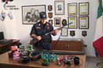 Corigliano Rossano, cacciatore di Mirto usava richiamo elettroacustico vietato: denunciato