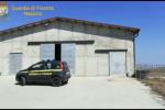 Frode per ristrutturare un capannone a Montalbano Elicona, denunciate 8 persone