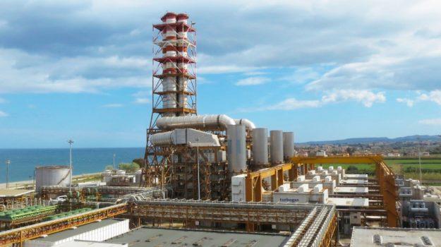 centrale elettrica, Cosenza, Calabria, Politica