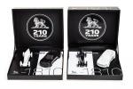 Cofanetto modellini da collezione per 210° anniversario Peugeot