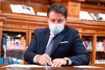 """Decreto Ristori, Conte: """"Risorse da 5 miliardi, a metà novembre i primi pagamenti"""""""