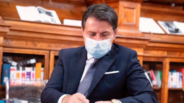 decreto ristori, dpcm, Giuseppe Conte, Sicilia, Politica