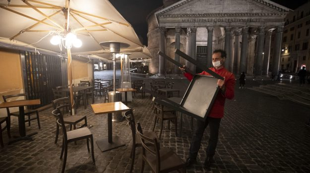 coronavirus, dpcm, food, ristoranti, Sicilia, Economia