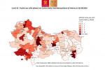 Coronavirus, a Palermo e provincia +1160 casi in una settimana