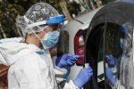 Oltre 7500 tamponi rapidi nei drive in siciliani: individuati 457 positivi