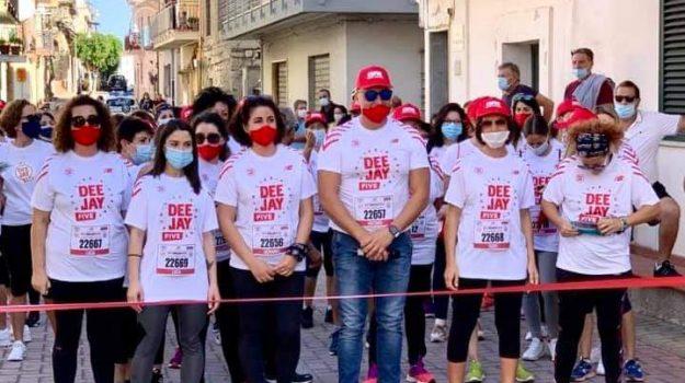 corsa, passeggiata, Catanzaro, Calabria, Sport