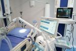 Covid, meno ricoverati in terapia intensiva sul totale