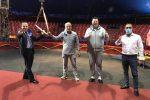 """Coronavirus, bloccato a Messina il Circo Orfei Darix Martini, De Luca: """"Pronti a sostenerli"""""""