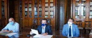 Messina, De Luca riprende le dirette: ogni venerdì il punto sull'emergenza Covid 19