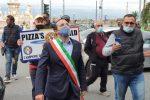 """""""Tu ci chiudi, tu ci paghi. La Sicilia non molla"""", protesta contro il Dpcm a Messina e Palermo"""