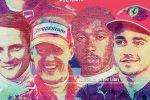 """""""Driver's Anatomy"""", dieci incroci pericolosi tra piloti per svelare il lato umano della F1"""