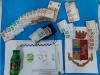 Cocaina in una bottiglia e mille euro in contanti nell'auto: due arresti a Paola