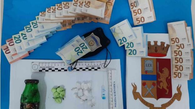 cocaina, paola, Cosenza, Calabria, Cronaca