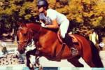 """Lutto per Elettra Lamborghini, è morto il suo cavallo Lolita: """"Ti amerò per sempre"""""""
