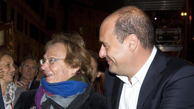 madre, Emma Di Capua, Luca Zingaretti, Nicola Zingaretti, Sicilia, Cronaca
