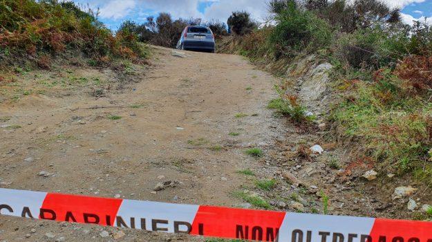 Ferito a colpi di fucile a Tipoldo, le foto del luogo della sparatoria