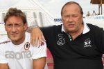 Lutto per Francesco Totti, è morto il padre Enzo: era positivo al Covid 19
