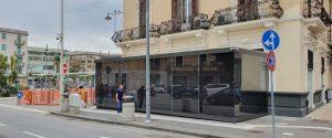"""Messina, disposta la demolizione parziale del gazebo """"Miscela d'Oro"""" in piazza Cairoli"""