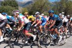 Il Giro in Calabria, partenza da Castrovillari e passerella a Morano - Foto