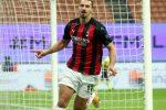 Milan-Inter, Zlatan Ibrahimovic è il signore dei derby