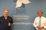 """Il """"Giglio"""" di Cefalù coordinatore italiano per studio """"O'Hand"""" su SM"""