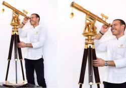 Il pasticcere Amaury Guichon costruisce un telescopio di cioccolato Dal cioccolato il mastro pasticcere riesce a ricreare qualsiasi cosa: ecco la sua ultima incredibile opera - CorriereTV