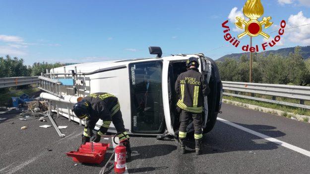 incidente, Catanzaro, Calabria, Cronaca