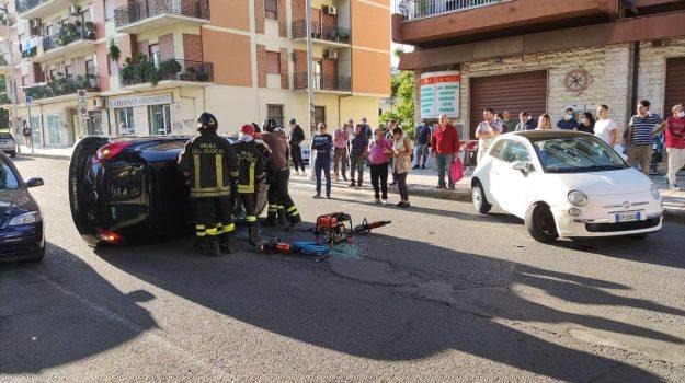 incidente, Cosenza, Calabria, Cronaca